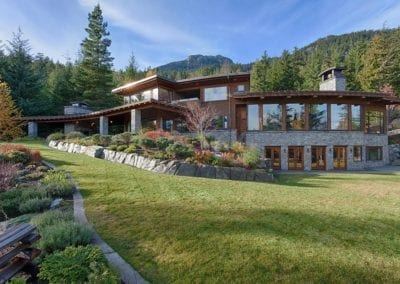 Whistler Stonebridge Retreat Estate