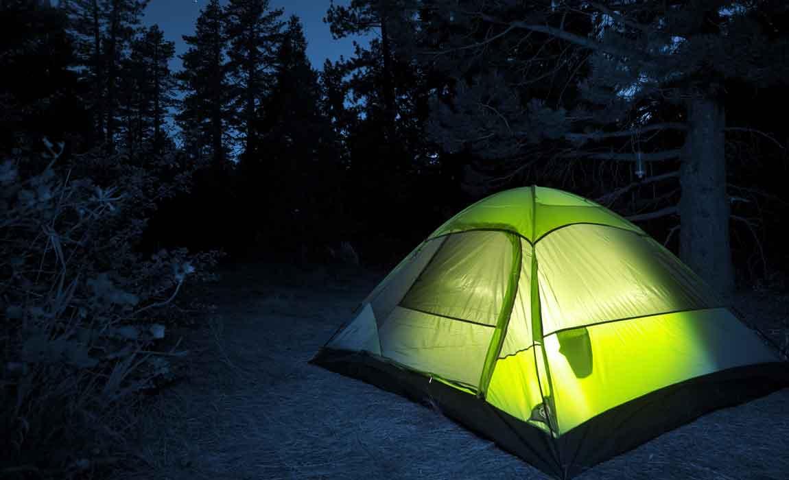 Whistler Camping