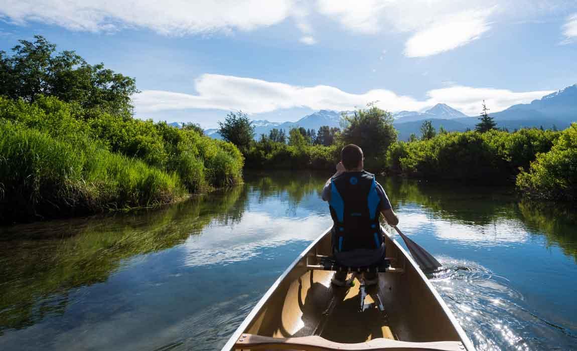 Whistler Canoeing Tours