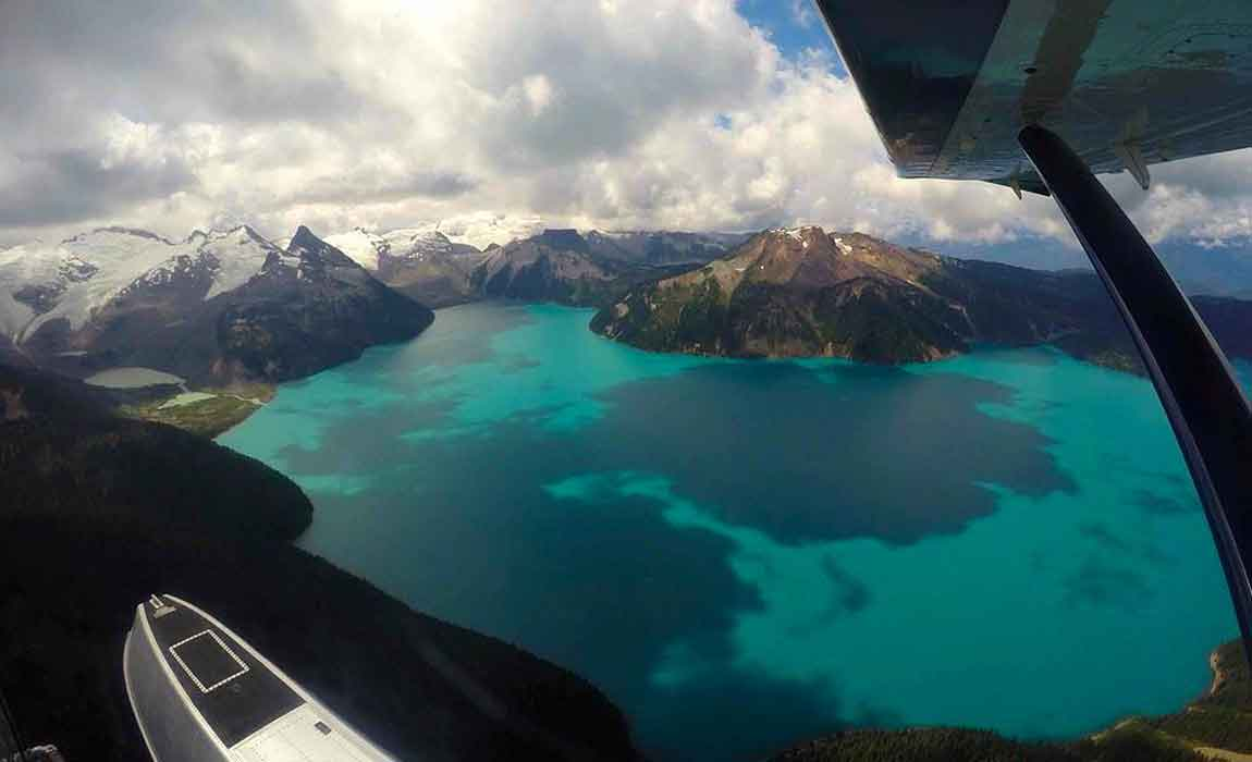 Whistler Float Plane Sightseeing Tours