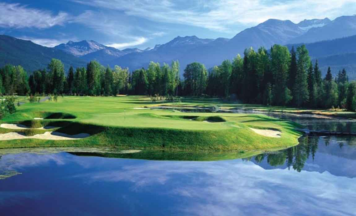 Whistler Golfing