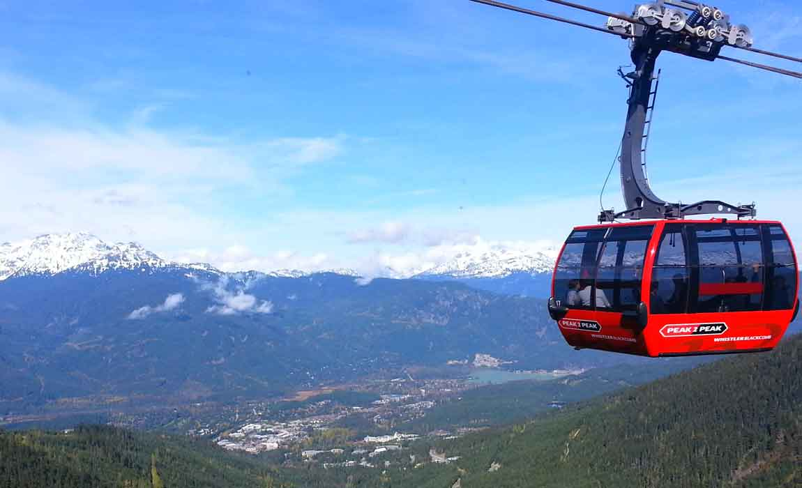 Whistler Peak 2 Peak