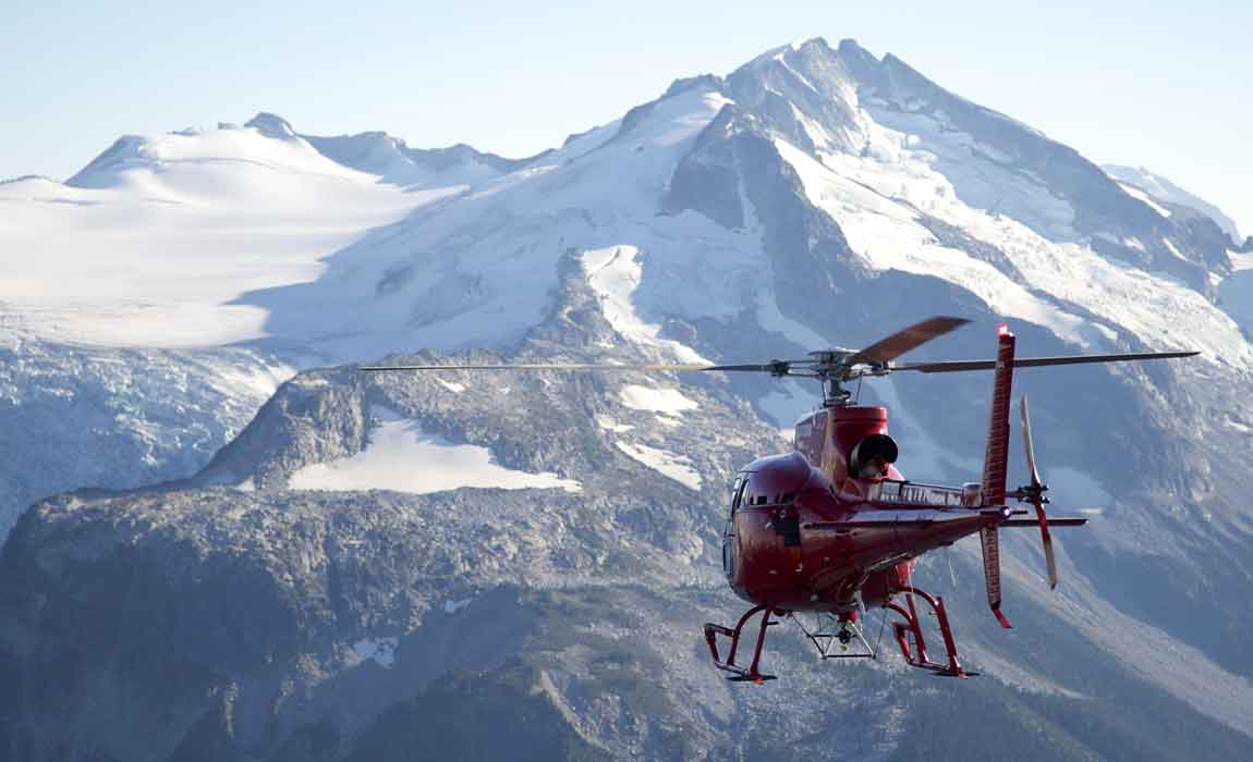 Whistler Helicopter Scenic Tours
