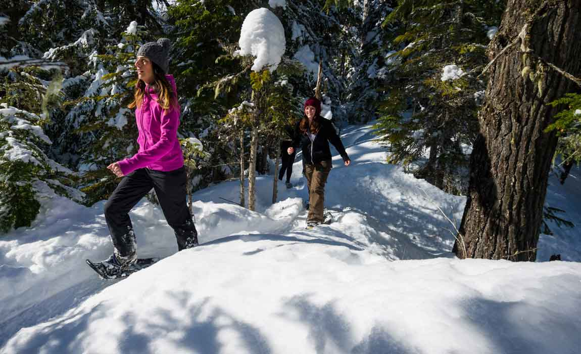 Whistler Snowshoeing Tours