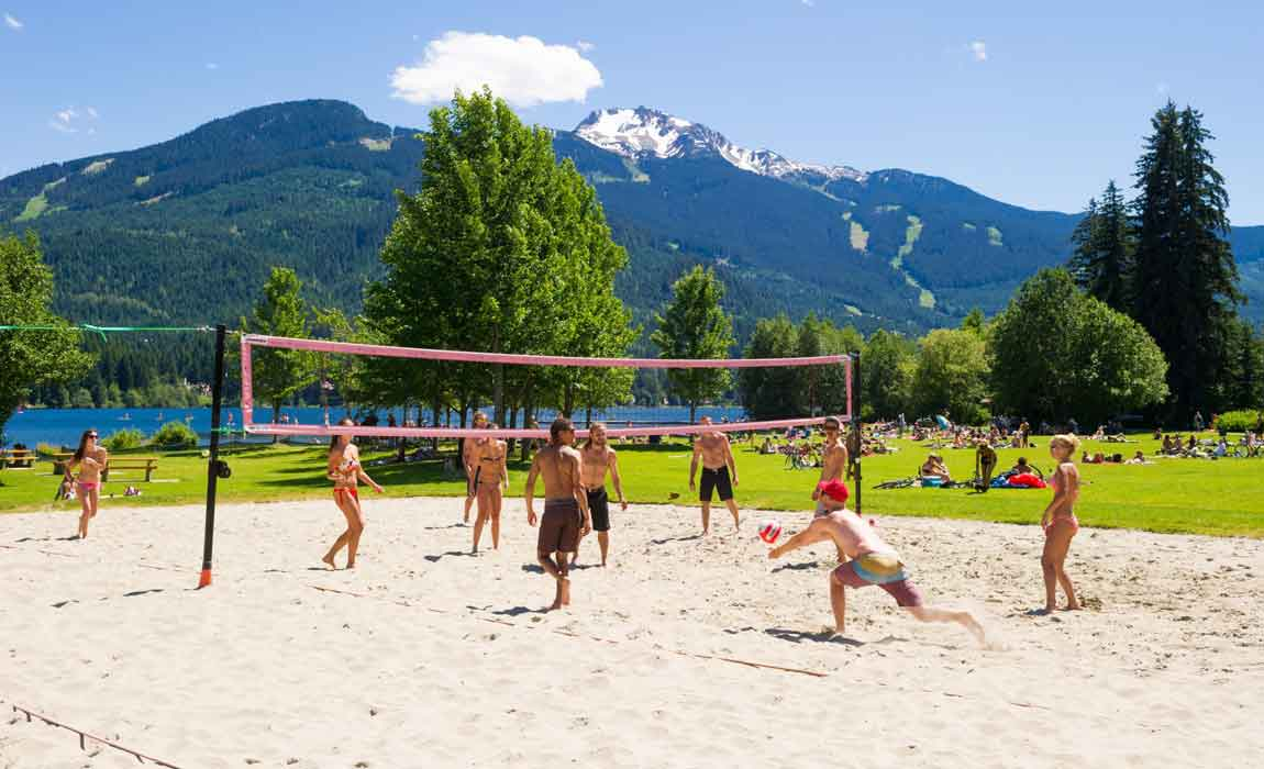 Whistler Beach Volleyball