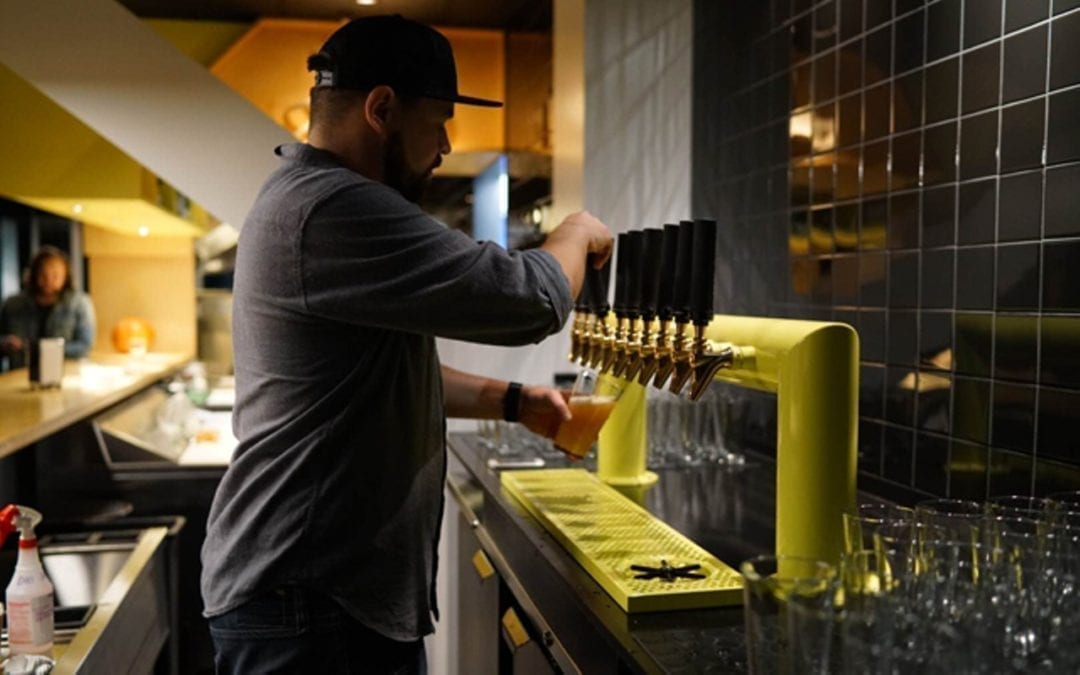 Craft Beer for Après in Whistler